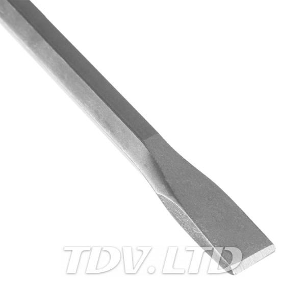 Зубило по бетону 14x250x20мм (зубило)