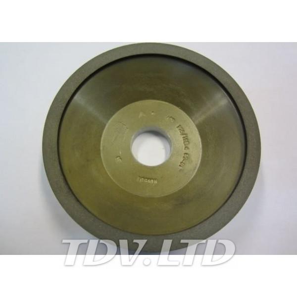 Круг алмазный Львов 125x5x32 (тарелка) 160/125