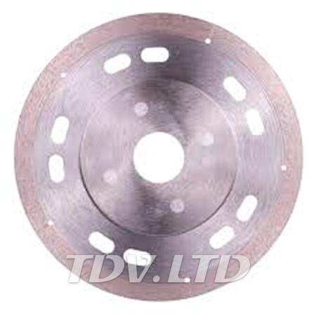 Диск алмазный отрезной 125x1.0x22 C с фланцем