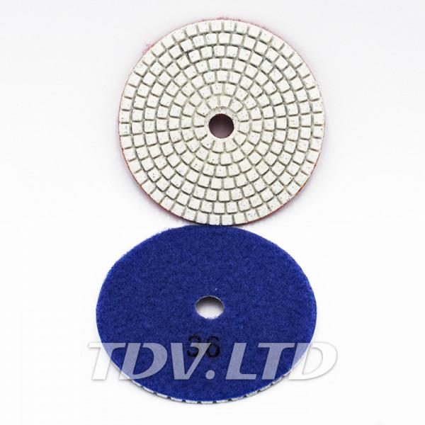 Черепашка для плитки Ø100мм P36 (мокрая полировка)