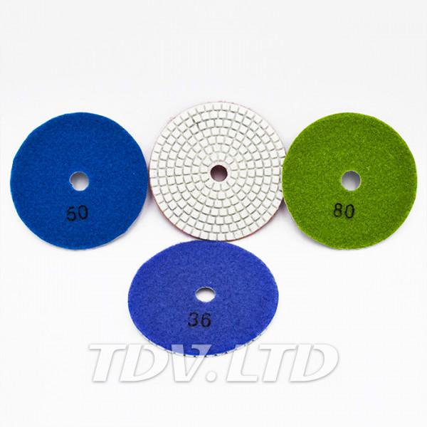 Черепашка для плитки Ø100мм P50 (мокрая полировка)