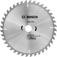 Диск пильный Bosch 254x40x30 по дереву