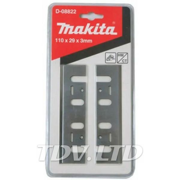 Лезвие на рубанок Makita 110x29x3мм широкое
